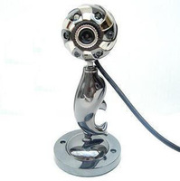 Dolphin webcam remote control night light 4 lamp