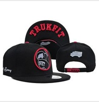 T4 Black - Pink Trukfit Snapback Embroidery Baseball Caps Golf Dancing Hat Truck