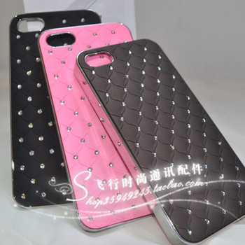Mantianxing  for apple   5 iphone5 rhinestone phone case  for iphone   5g mobile phone case cell phone protective case