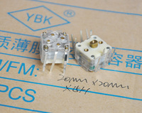 free shippingWholesale Medium variodencer adjustable capacitor radio variable capacitor 9