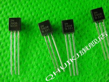 [YUKE] DIP Transistor 2N3906 3906 TO-92