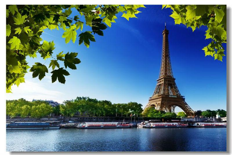 Eiffeltoren posters promotie winkel voor promoties eiffeltoren posters op - Landscaping parijs ...