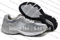 HOTsale retail Jogging  990 Sneakers M990GL3/BK3/NV3 Shoes For Men and Women,Free Shipping