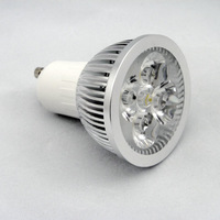 High power led lighting cup 4 1wgu10 lamp 220v4w spotlights stair ultra long