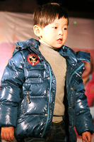 2012 Westphal child down coat male child with a hood down coat 1166