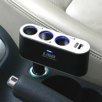 Wireless cigarette lighter belt doesthis three adapters power supply wireless gps car charger