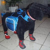 Pet dog backpack wellsore backpack professional outdoor luminous backpack