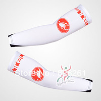 Team castelli arm sleeves 2013 Cycling Clothing Sport Racing Tearm J7261106