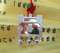 Silver lock 999 fine silver baby longevity lock 999 pure silver longevity lock baby silver lock classic