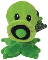 Plants VS Zombies Plush Toy New pea shooter