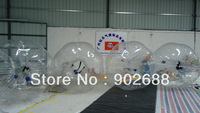 Free shipping!!1.2m/1.5m/1.8m bumper ball,body ball,sports ball,Wholesale/retailer, Newest bumper ball