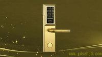 Touch password intelligent lock