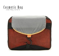 Free shipping 2013 waterproof Cosmetic bag travelling wash bag ladys makeup bag