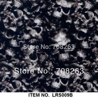 Skull Water Transfer printing film Item NO. LRS009B