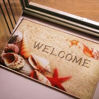 Cute Kitchen Floor Mat Bath Rug Washable Rugs Welcome Toilet Rug