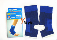 Ankle Brace Support Elastic Pads for Ankles Made of High Quality Cotton & Terylene for Protection & Injuries 1 Pair Wholesale