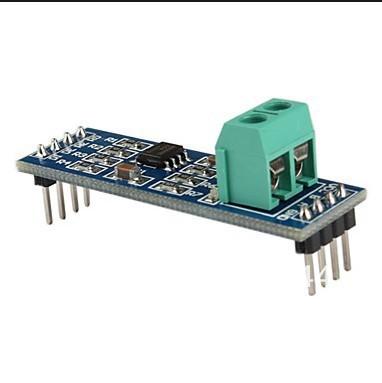 5PCS FREE SHIPPING 10PCS/LOT MAX485 module, RS485 module, TTL turn RS - 485 module, MCU development accessories(China (Mainland))