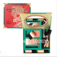 free shipping!New set her name was glowla makeup kit (1pcs/lot)