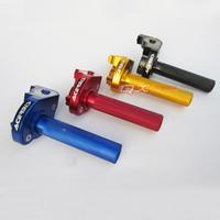 Dirt bike/ Pit Bike  CNC throttle settle throttle rolling handle rolling handle oiler