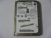 "Free Shipping MHW2080BH Laptop Hard Drive Disk HDD 2.5"" 80G SATA 5400 RPM 8M Tested Working"