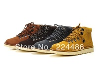 GKT leather casual shoes fashion shoes Martin boots cozy couple