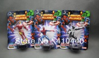 Wholesale 3pcs Set Marvel Miniature Alliance Spiderman  Ironman