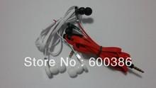 Great Sound 3.5MM IN-EAR Earphone For MP3/4 Mobile Phone MIC PVC Bag Package Brand Logo(Hong Kong)