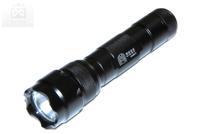 Outdoor flashlight t6 glare t6 18650 glare flashlight strong light flashlight 502bt6