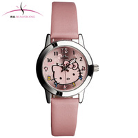 Table child watch girl girls watch female child table luminous waterproof watches primary school students watches