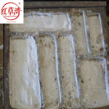 concrete mould for fire place stone