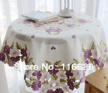 wholesale tablecloth size
