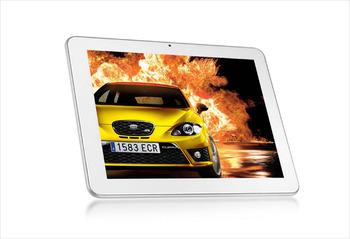 """300pcs Wholesale AMPE A90 Quad Core Tablet PC 9.7"""" IPS 1024*768 Allwinner A31s HDMI Dual Cameras Metal Case"""