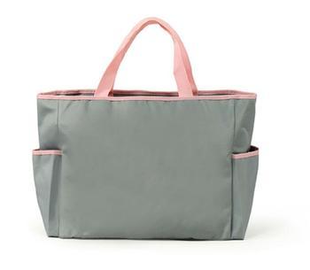 Fashion nappy bag bags multifunctional diaper pad liner shoulder bag