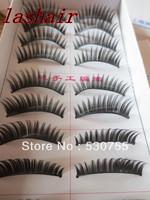 eyelash,eyelashes,fasle eyelash,10pairs per box