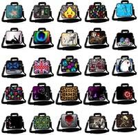 """Hot Designs 13"""" Laptop Shoulder Sleeve Case Bag w/Pocket For 12.1"""" 13"""" 13.3"""" Laptop PC"""