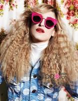 2013 Sunglasses women brand designer with box  Buggin free shipping