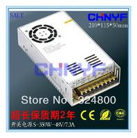 S-350-48 AC220V-DC48V/7.3A 350W led switching power supply