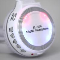 ZL-800 Multifunction Rechargeable Wireless Earphones,card headphones,detachable battery