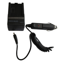 Battery Charger for FUJIFILM NP-60, Samsung SLB-1037, SLB-1137, SANYO DB-L50, DB-L50AU