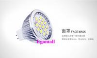 6W 15 Stick E27 220v  LED Bulbs 5630 Lamp SMD LED Bulbs MR16 12v Lamp Cup 6w Lamp Light P340