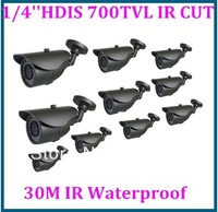 Camera security CMOS 700TVL IR CUT 36PCS LEDS day night vision outdoor weatherproof equipment