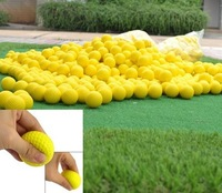 10Pcs Indoor Outdoor Training PU Foam Balls Practice Golf Golfer Sports Elastic