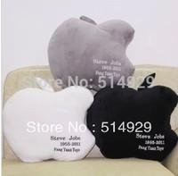 apple steven jobs pillow Mouth Pillow plush Toys Cushion  lumbar  travel pillow for woman marry novelty items wedding doll