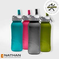 Nathan 700ml sports bottle scrub
