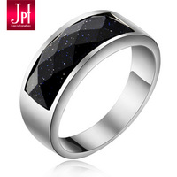 Stainless steel male jpf noble ring pinky ring vintage accessories birthday gift