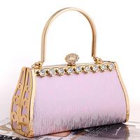 Evening dress banquet handbag dj princess bag ktv uniform female bag 723