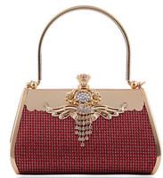 Ktv clock bag dj princess uniform evening dress women's handbag storage bag