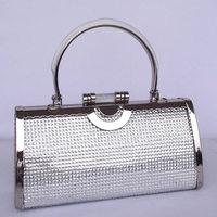 Quality work bag ktv princess bag dj work package bag evening bag ktv bags 2690 silver