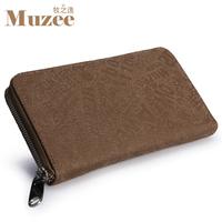 Fashion wallet long design male wallet multi card holder purse day clutch