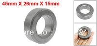 45mm x 26mm x 15mm Magnetism Ferrite Ring Core Tube Toroids